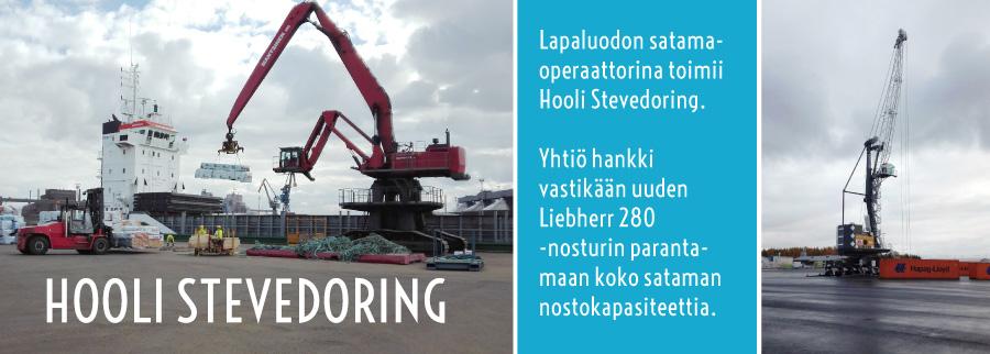 Hooli Stevedoring