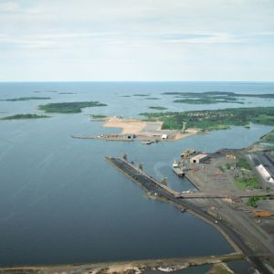 Port of Raahe, history